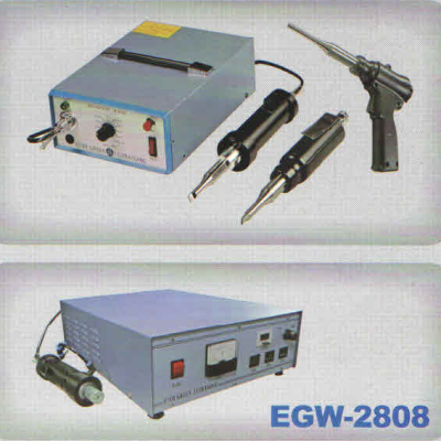 Portable Ultrasonic Welder